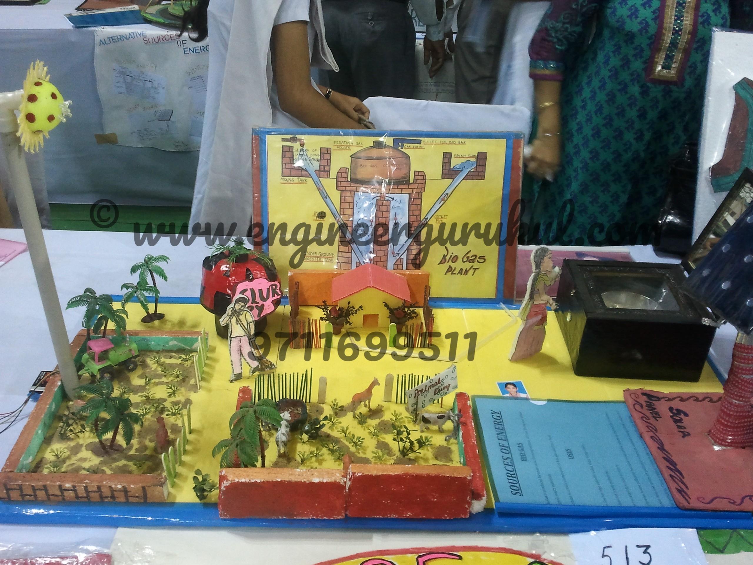 Science Fair Projects Ideas | Gurukul Technical Institute