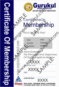 membership board sample